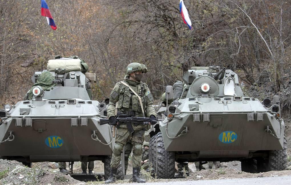 ՌԴ ՊՆ արձագանքը հայկական դիրքերի դեմ հարձակմանը