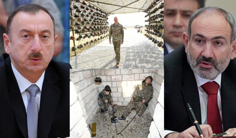 Հայաստանի Հանրապետության պահանջով Բաքվի «ռшզմшվшրի պուրակից» հեռացվել են բոլոր մանեկեններն ու սաղավարտները: Սա վկայում է այն մասին, որ… ՄԱՆՐԱՄԱՍՆԵՐ